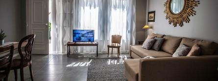 Aluguer Apartamentos Longa Duracao T1 Portugal Lisboa Vila Marques Casa Do Chafariz Living Room Pateodasbuganvilias